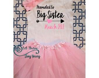 Only Child Expiring Big Sister Shirt Little Sister Shirt Promoted to big sister shirt Pregnancy Announcement Shirt Baby Announcement Shirt