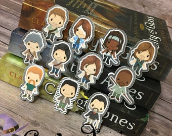 Walking Dead Bookmarks