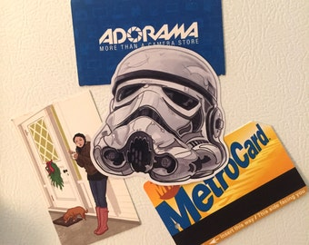 Original Stormtrooper STAR WARS Fridge Magnet