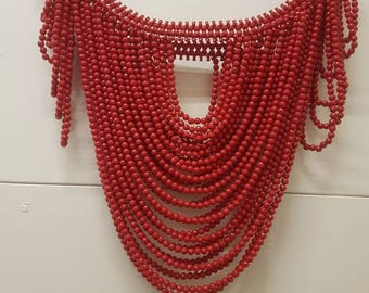 New Elegant Wedding Top Beads
