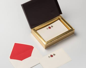 Ladybird - Stationery Set