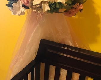 Custom Crib Canopy