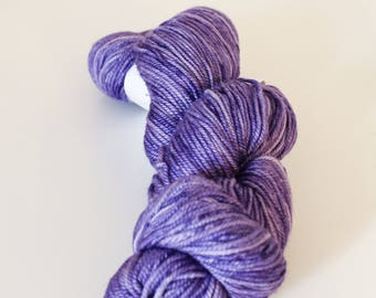 DK weight Yarn, Merino wool/Tussah Silk