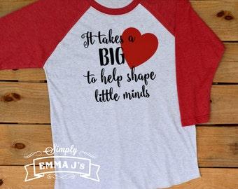 Teacher shirt, teacher gift, school spirit, gift idea, school shirt