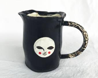 Moonface Mug