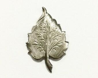 Metal Leaf Embellishment (12 pcs)