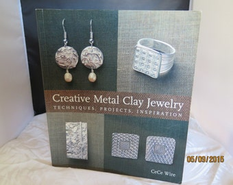 Creative Metal Clay Jewelry by Cece Wire