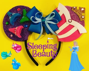 Princess Aurora Sleeping Beauty Mickey Ears
