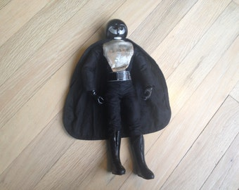 Ideal KNIGHT of DARKNESS, S.T.A.R. Team,11inch Action Figure,Darth Vador Wannabe,Retro Action Figure,Articulated Doll,