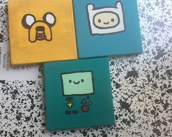 Adventure Time (Hero) Magnets