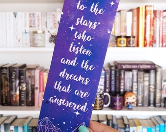 To The Stars Who Listen - ACOMAF