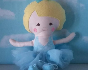 Isabelle Ballerina Doll