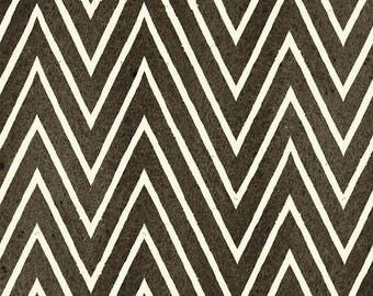 Chevron Black, Draw Near, J Wecker Frisch, Quilting Treasures, Artsy Fabric, Artist Fabric, Quilting Cotton, Fabric By The Yard, Zig Zag