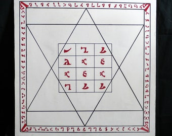 Enochian Table Top
