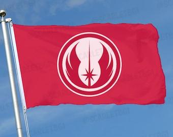 Star Wars Jedi Order Flag!