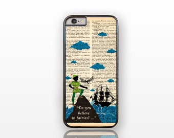 Peter Pan do you believe iPhone 6/6s case-iPhone 6 plus case-iPhone case 5/5S-Galaxy S4 case -Galaxy S5 case-Galaxy S6-by Natura Picta-NP005