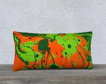 Tangerine Dream Pillow Case