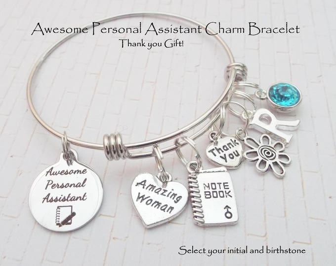 Personal Assistant Gift, Secretary Gift, Gift for Assistant, Employee Thank You Gift, Employee Appreciation Gift,  Personalized for Her