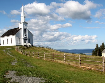 Highland Village, Cape Breton, Nova Scotia
