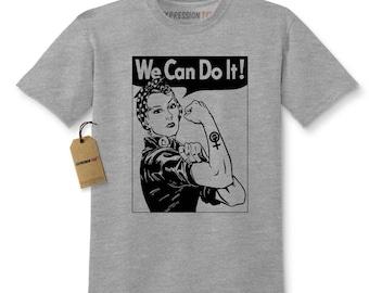 Rosie The Riveter  Kids T-shirt