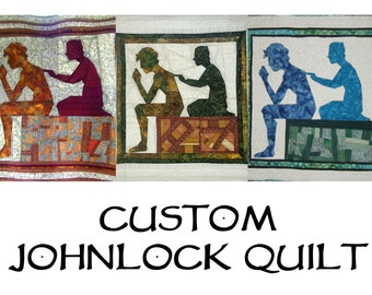 Custom Johnlock Quilt