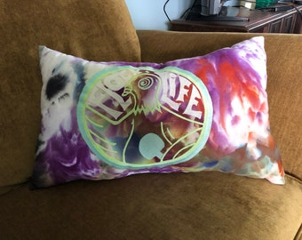 Flock Life Handmade Pillow