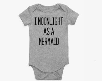 Moonlight as a mermaid Onesie