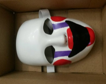 FNAF Marionette mask (hand painted)