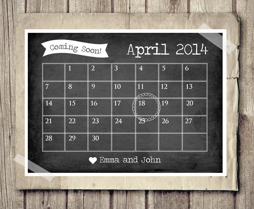 birth announcement template free printable