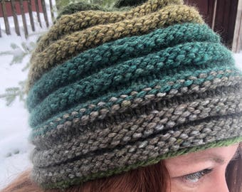 Winter Slouchy Hat