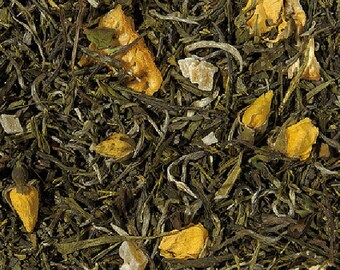 1 oz. Sweet Pineapple Papaya Green Tea