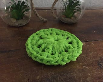 sustainable eco-friendly dish sponge tawashi Scrubbies handmade