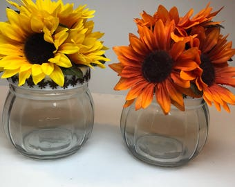 Crazy about Fall Candy Jars (2)
