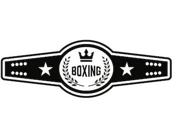 Boxing svg | Etsy