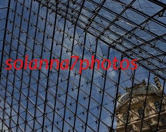 A little bit of Paris 4, Paris Photography, Musee du Louvre, Paris, France,Wall Hanging Art