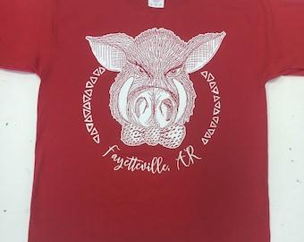 Custom Hogs Shirt