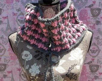 Crochet Adult Cowl