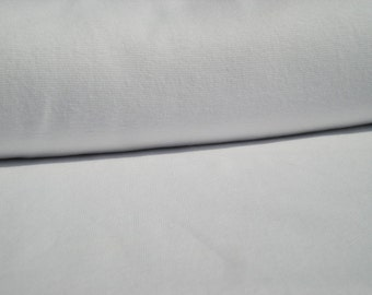 White cuff stocking
