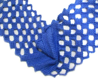 Stepped Up Scarf - PDF Crochet Pattern - Instant Download