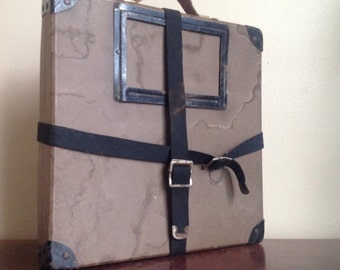 Vintage Photo Mailing Box
