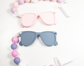 Sunglasses Teething Clip