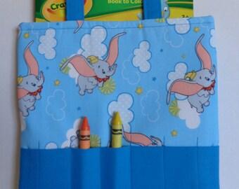 Dumbo/Disney Classic Crayon Tote