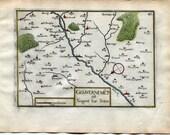 1634 Nicolas Tassin Map N...