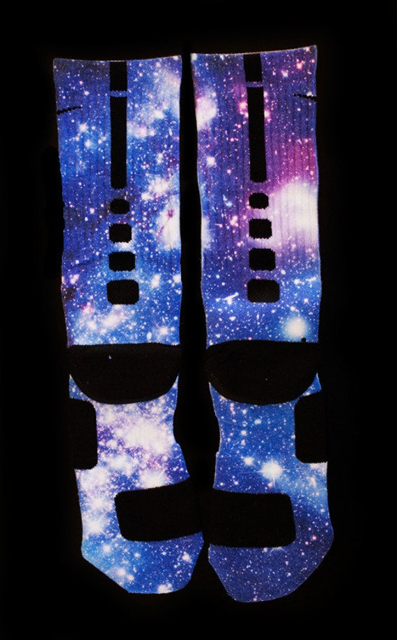 Nike Chaussettes Élite Galaxie Personnalisée hyper en ligne oOTHLLw