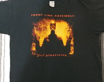 Front Line Assembly Plasticity - Extra Large [4]