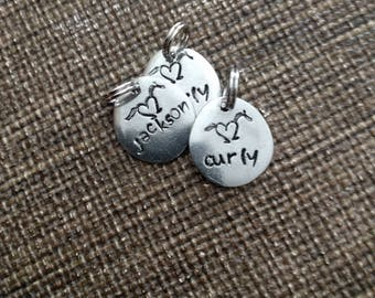 Custom charms for horse, dog, cat... or you!