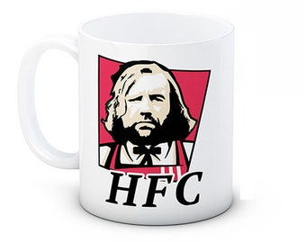 HFC Hound Fried Chicken - Game of Thrones - Funny High Quality Ceramic Coffee Mug