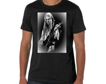 Gregg Allman Brothers Band T-SHIRT Greg