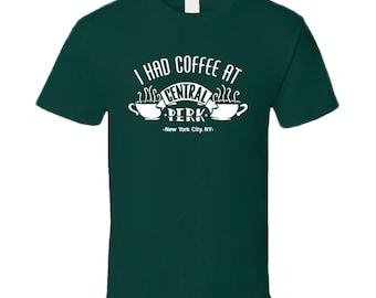 Friends Tv Show Central Perk T Shirt