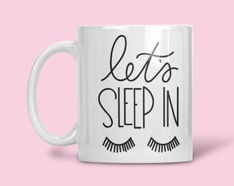 First Time Mom Gift | Cute Mug | Coffee Mug | Best Friend Gift | Funny Mug | Mom Gift | Mom Mug | Gift for Her | Unique Mug | Eyelash Mug